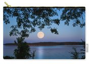 Blue Moon Of August  Carry-all Pouch