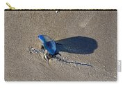 Blue On The Beach Carry-all Pouch