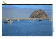 Boats And Blue Water Carry-all Pouch