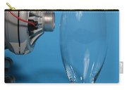 Breaking Glass With Sound Carry-all Pouch