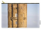 Broadway Tower In Winter Snow Carry-all Pouch