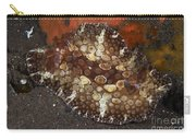 Brown And White Discodoris Nudibranch Carry-all Pouch