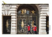 Buckingham Palace Guards Carry-all Pouch