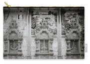 Buddhist Temple Wat Luang In Chiang Khong In Thailand Carry-all Pouch