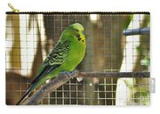 Budgerigar - Parakeet Carry-all Pouch