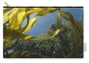 Bull Kelp Underwater Clayoquot Sound Carry-all Pouch