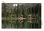 Cabins, Sargents Point, Lake Ohara Carry-all Pouch