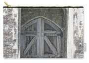 Caerphilly Castle Gate Carry-all Pouch