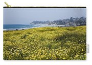 California Wildflowers Carry-all Pouch