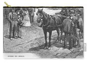 Canada: Church, 1883 Carry-all Pouch