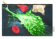 Cancer Cell Death, Sem 1 Of 6 Carry-all Pouch
