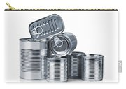 Canned Food Carry-all Pouch by Carlos Caetano