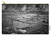 Canoe On The Thornapple River Carry-all Pouch