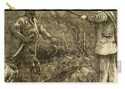 Capture Of Nat Turner, American Rebel Carry-all Pouch