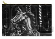 Carousel Horses Mono Carry-all Pouch