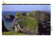 Carrick-a-rede Rope Bridge, Co. Antrim Carry-all Pouch
