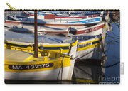 Cassis Boats Carry-all Pouch