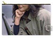 Catherine Zeta-jones Carry-all Pouch