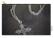 Celtic Cross Carry-all Pouch by Joana Kruse