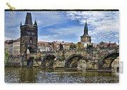 Charles Bridge - Prague Carry-all Pouch