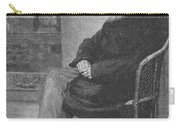 Charles Robert Darwin, English Carry-all Pouch
