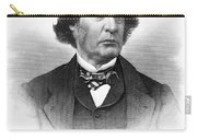 Charles Sumner (1811-1874) Carry-all Pouch by Granger