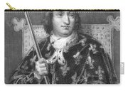Charles V (1337-1380) Carry-all Pouch