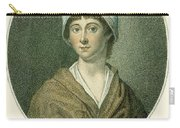 Charlotte Corday Carry-all Pouch by Granger