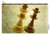 Chess Pieces Carry-all Pouch
