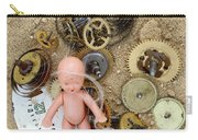Child In Time Carry-all Pouch by Michal Boubin