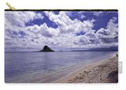 Chinaman S Hat From Kualoa Carry-all Pouch