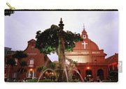 Christ Church In Melaka In Malaysia Carry-all Pouch