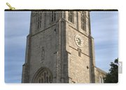 Christchurch Priory Bell Tower Carry-all Pouch