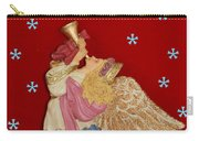 Christmas Angel Carry-all Pouch by Aimee L Maher Photography and Art Visit ALMGallerydotcom