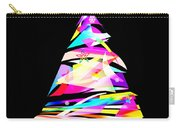 Christmas Tree Design Carry-all Pouch