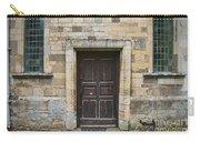 Church Doors Carry-all Pouch