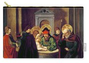 Circumcision Of Christ Carry-all Pouch