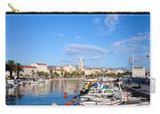 City Of Split In Croatia Carry-all Pouch