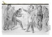 Civil War: Copperhead, 1863 Carry-all Pouch