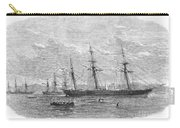 Civil War: C.s.s. Florida Carry-all Pouch