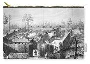 Civil War: Prison, 1864 Carry-all Pouch