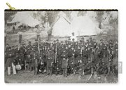 Civil War: Union Troops Carry-all Pouch