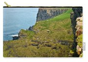 Cliff Of Moher 16 Carry-all Pouch