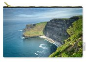 Cliff Of Moher 31 Carry-all Pouch
