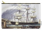 Clipper Ship, 1851 Carry-all Pouch