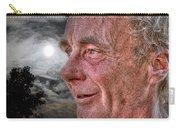 Close-up Profile Robert John K. Carry-all Pouch