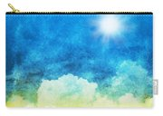 Cloud And Sky Carry-all Pouch