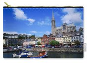 Cobh Cathedral & Harbour, Co Cork Carry-all Pouch