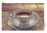 Coffee Cup Still Life Painting Carry-all Pouch