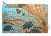 Collare Butterflyfish Carry-all Pouch